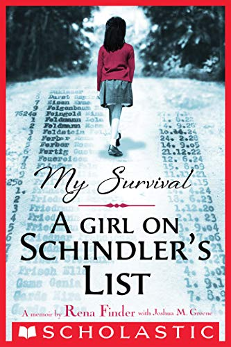 My Survival: A Girl on Schindler's List (English Edition)