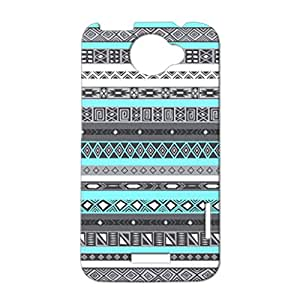 Mobile Cover Shop Glossy Finish Mobile Back Cover Case for HTC one x