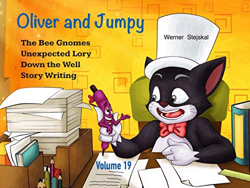 Oliver and Jumpy, Volume 19 (English Edition) (Und Katze Gnome)
