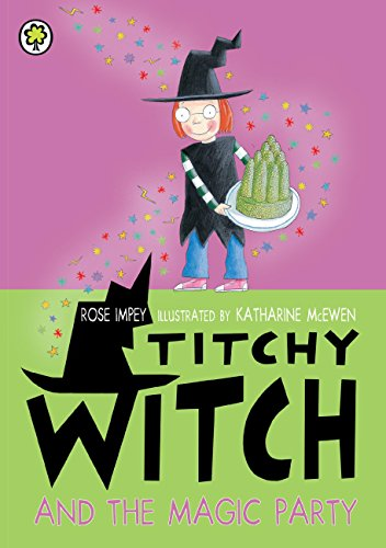 Titchy witch and the magic party