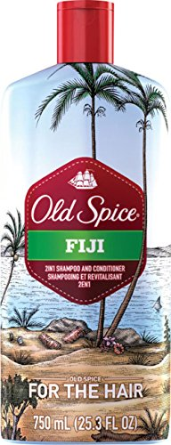 Old Spice 2In1 Shampoo And Conditioner, Fiji - 12 Oz