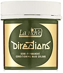 La Riche Directions Semi Permanent Haarfarbe, 190, spring green, 1er Pack (1 x 89 ml)