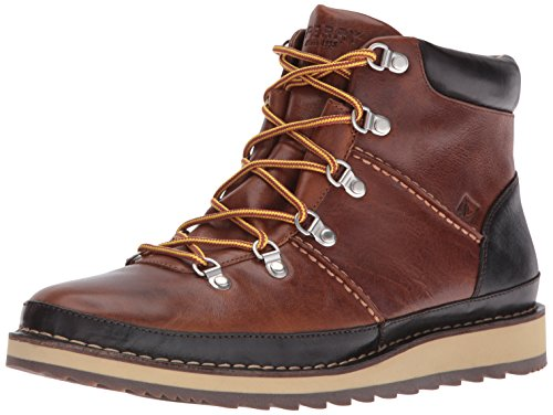 Sperry Top-Sider Dockyard Alpine, Bottes Chukka Homme Marron