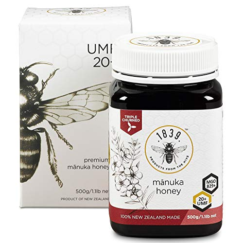 remium Manuka-Honig (MGO 829+), 500g (1.1lbs) ()