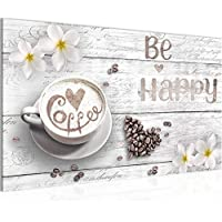Suchergebnis auf Amazon.de für: kaffee bilder leinwand ...