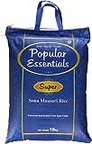 #9: Popular Essentials Super Sona Masouri Rice, 10kg