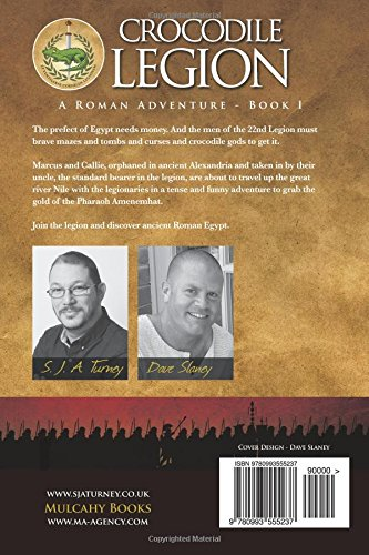 Crocodile Legion: A Roman adventure: Volume 1
