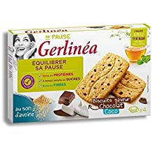 Gerlinéa - Galletas De Salvado De Chocolate Coco 200 G - Biscuit Son DAvoine