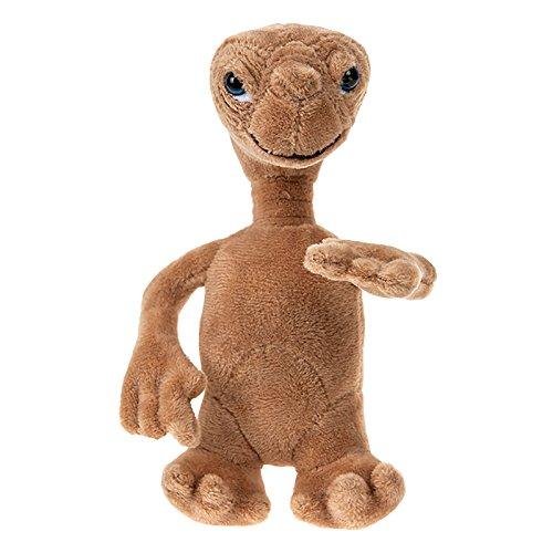 Preisvergleich Produktbild E.T. Der Außerirdische Plüsch Figur 17 cm braun