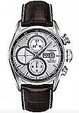 Certina Herren-Armbanduhr XL Chronograph Automatik Leder C006.414.16.031.00
