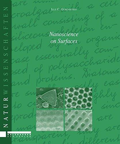 Nanoscience on Surfaces: Rastersondenmikroskopie und Kieselalgentribologie