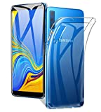 Funda Samsung Galaxy A7 2018, Carcasa Samsung Galaxy A7 2018, AVIDET...