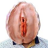NA Gel Nail Accessoires de baise avec Sangle de Masque de Latex d'halloween...