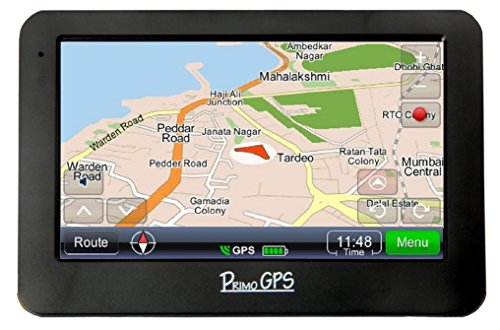 primo gps - pg422g - 4.3 inch gps car navigator with mapmyindia maps Primo GPS – PG422G – 4.3 inch GPS Car Navigator with MapmyIndia Maps 51cI 2BQzK6dL