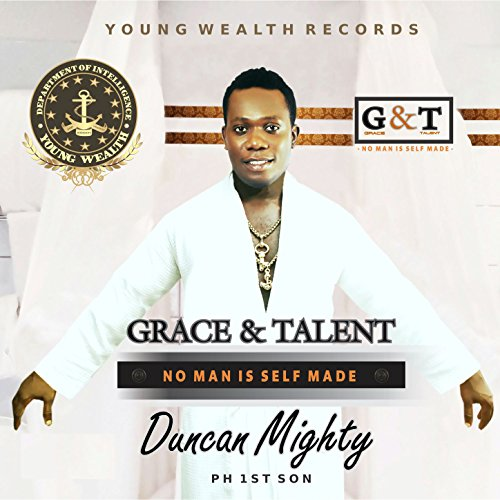 Grace& Talent (No Man Is Self ...