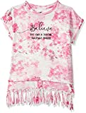 #7: Lee Cooper Girls' Animal Print Regular Fit T-Shirt