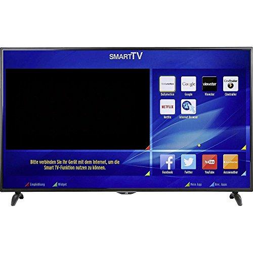 JVC LED-TV 165 cm 65 Zoll LT-65VU83A EEK A+ DVB-T2, DVB-C, DVB-S, UHD, Smart TV, WLAN, CI+ noir