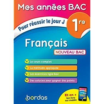 Mes années Bac - Français 1re