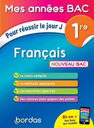 Mes années Bac - Français 1re par Sylvain Ledda