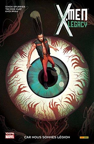 X-MEN LEGACY T04