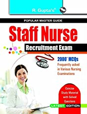 Popular Master Guide: Staff Nurse Recruitment Guide