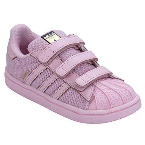 adidas superstar rosas niña
