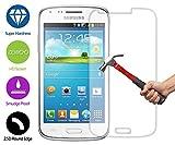 ZeWoo Display Glas Panzerfolie für Samsung Galaxy S Duos S7562 / Galaxy S Duos 2 S7582 Glasfolie Hartglas Schutzfolie 9H *2.5D, nur 0,33mm dünn