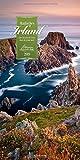 Magisches Irland 2019, Wandkalender im Hochformat (33x66 cm) - Naturkalender / Literaturkalender mit Zitaten mit Monatskalendarium (Literarische Reihe)