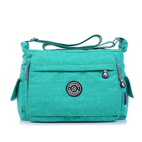Borsa Tracolla Outreo Signore Borsa A Tracolla Moda Borse Designer Messenger Bag Accendino Borsa Corriere Borsa Da Viaggio Impermeabile Per Borsa Da Palestra Verde