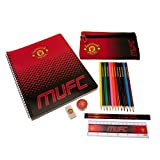 #6: Manchester United F.C. Ultimate Stationery Set FD