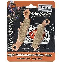 Moto Master 212029/Moto Master/ /Brake Hose Front Suzuki 18/RM85