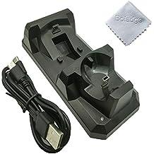 Boladge 3 en 1 estación de acoplamiento de carga para PS3 / PS3move / PS4 Controladores de juegos inalámbricos