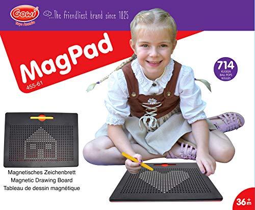 GOWI - 455-61 - MagPad magnetisches Zeichenbrett