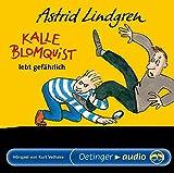 Kalle Blomquist lebt gefährlich: Hörspiel