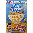 Kellogg's Rice Krispies Multigrain Shapes Cereal 350 g