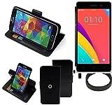 TOP SET: 360° Schutz Hülle Smartphone Tasche für Oppo