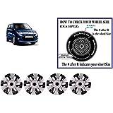 VAIBN- Superior Quality 14 inch Wheel Cover Wheel Cap Wheel HUB Cap Maruti Suzuki WAGONR Wagon-R