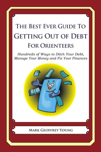 The Best Ever Guide to Getting Out of Debt for Orienteers
