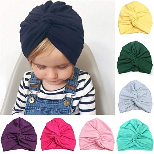 Baby Mütze für Neugeborene, niedlich, niedlich, für Jungen und Mädchen, Baumwolle, Kreuz Indien, für den täglichen Geburtstag, Party, Fotografie