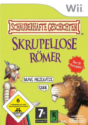 Schauderhafte Geschichten: Skrupellose Römer