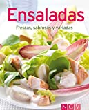 Ensaladas: Nuestras 100 mejores recetas en un solo libro