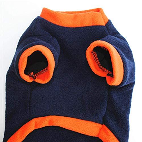 en Hund Katze Kostüm,Lustiges Haustier Cosplay Kostüm Welpe Kapuzenpullover Kleidung Verband Festival Aktivität für Camping,Picknick und Weitere Outdoor Aktivitäten (ohne Versteck ()