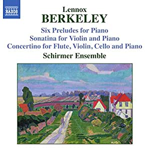 Berkeley, L - Piano and Chamber Works