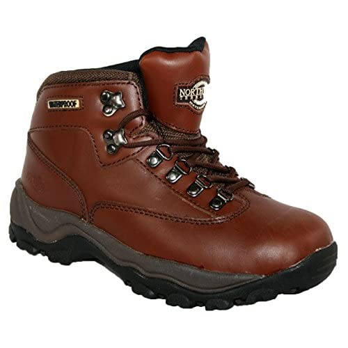 51cIAYYqLuL. SS500  - LADIES PEAK LACE UP PREMIUM LEATHER UPPER WATERPROOF WALKING/HIKING TREKKING BOOT