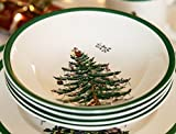 Spode Christmas Tree Cereal or Dessert Bowl 15 cm