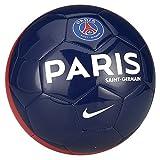 Nike PSG sostenitori rotondo Ball, dark Obsidian/bianco/bianco
