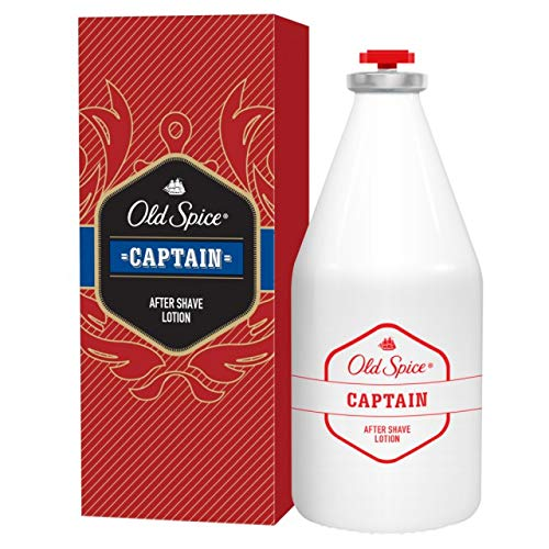 Old Spice Aftershave Captain 100
