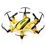 WoW STORE JJRC H20H Gelb - Drohne Hexacopter - 2.4Ghz 4 Kanale 6-Axis - Gyro - 360°