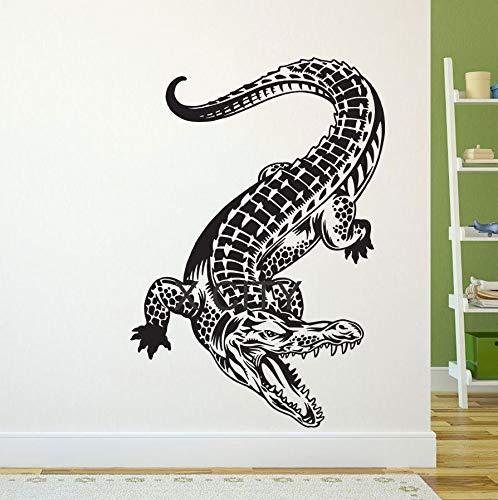 igator Wandkunst Vinyl Aufkleber Dekor Wohnzimmer Schlafzimmer Home Interior Wandbild Stencil80x55cm ()
