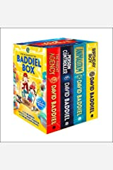 The Blockbuster Baddiel Box (The Person Controller, The Parent Agency, AniMalcolm, Birthday Boy) Paperback